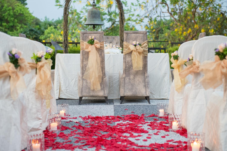 ROM wedding outdoor Bokelicious Photography