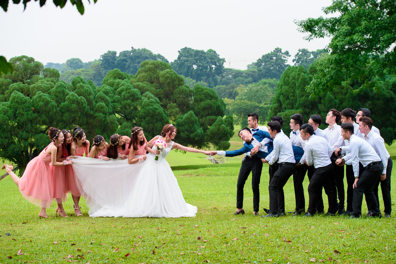 Actual wedding photographer