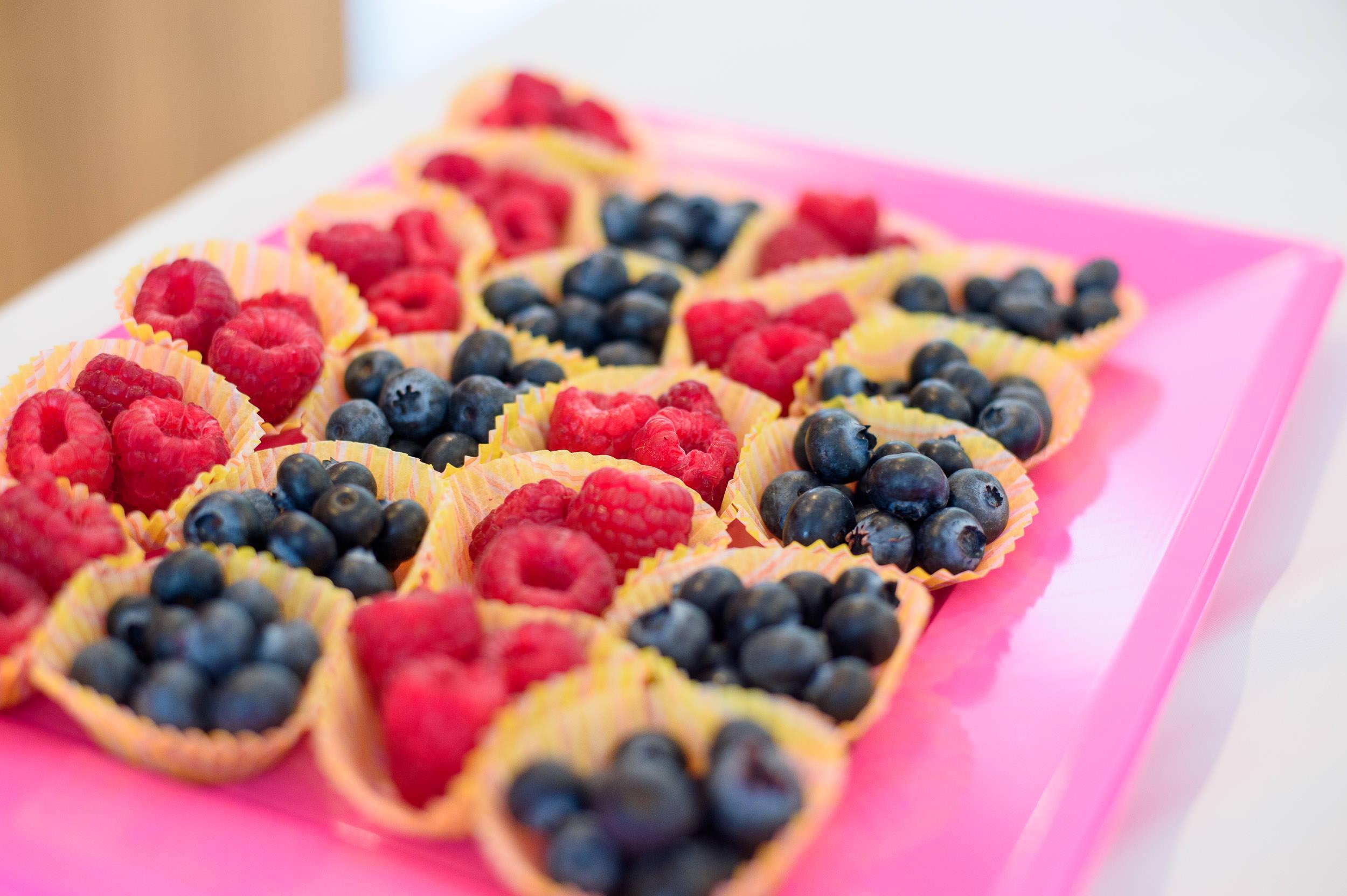 dessert party