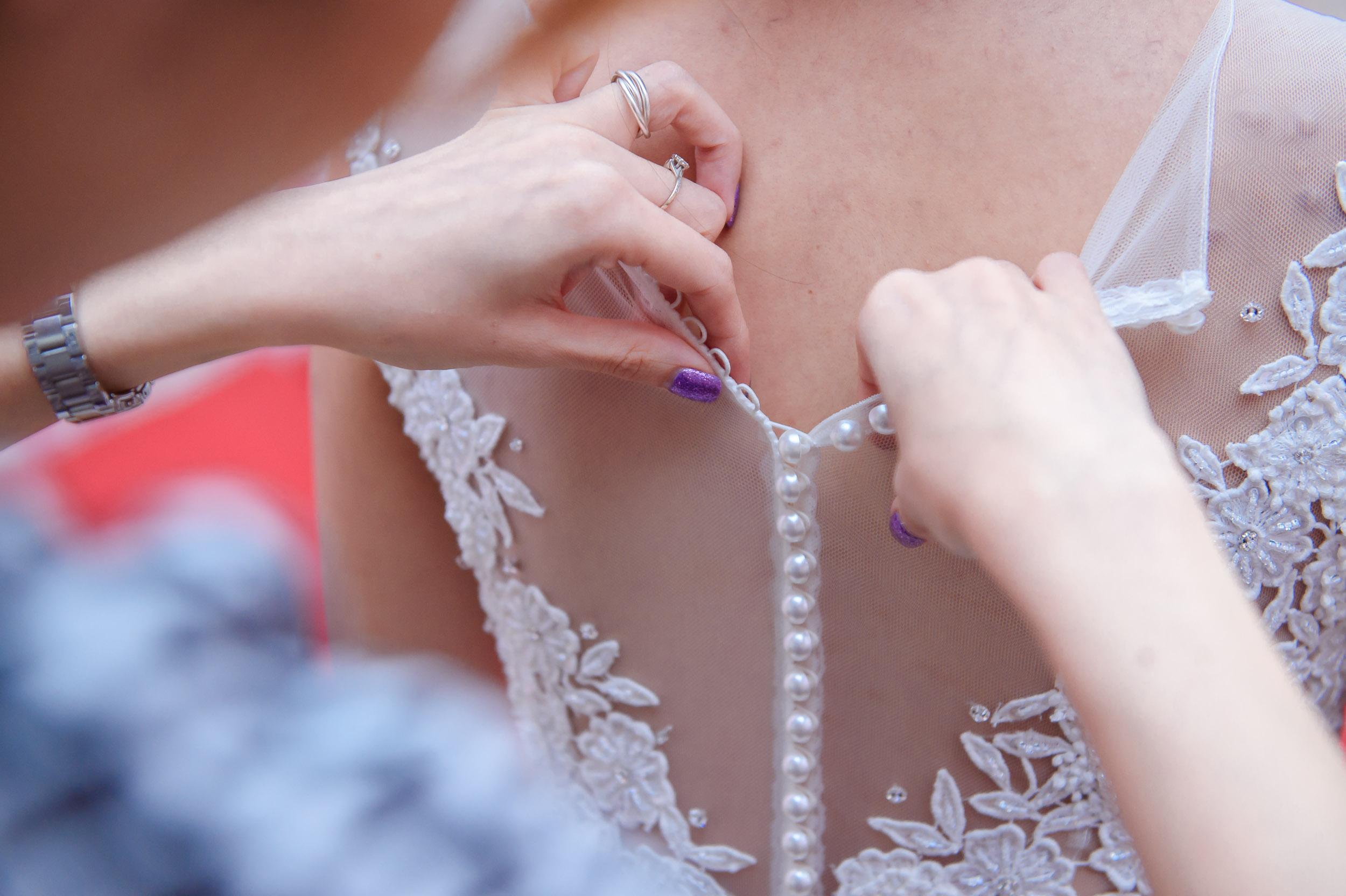 wedding bride make up