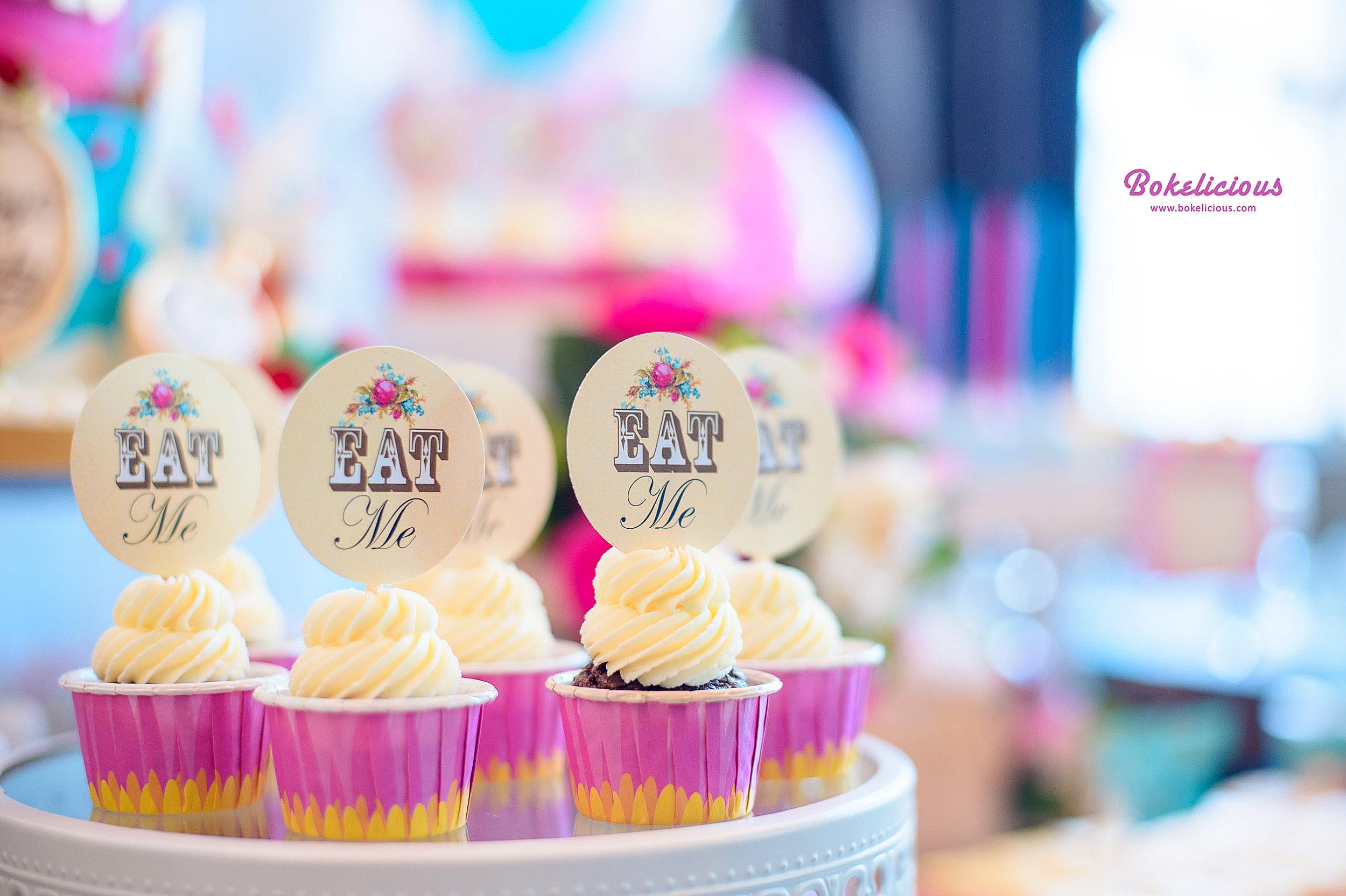 Cup Cake Singapore Bokelicious Photography