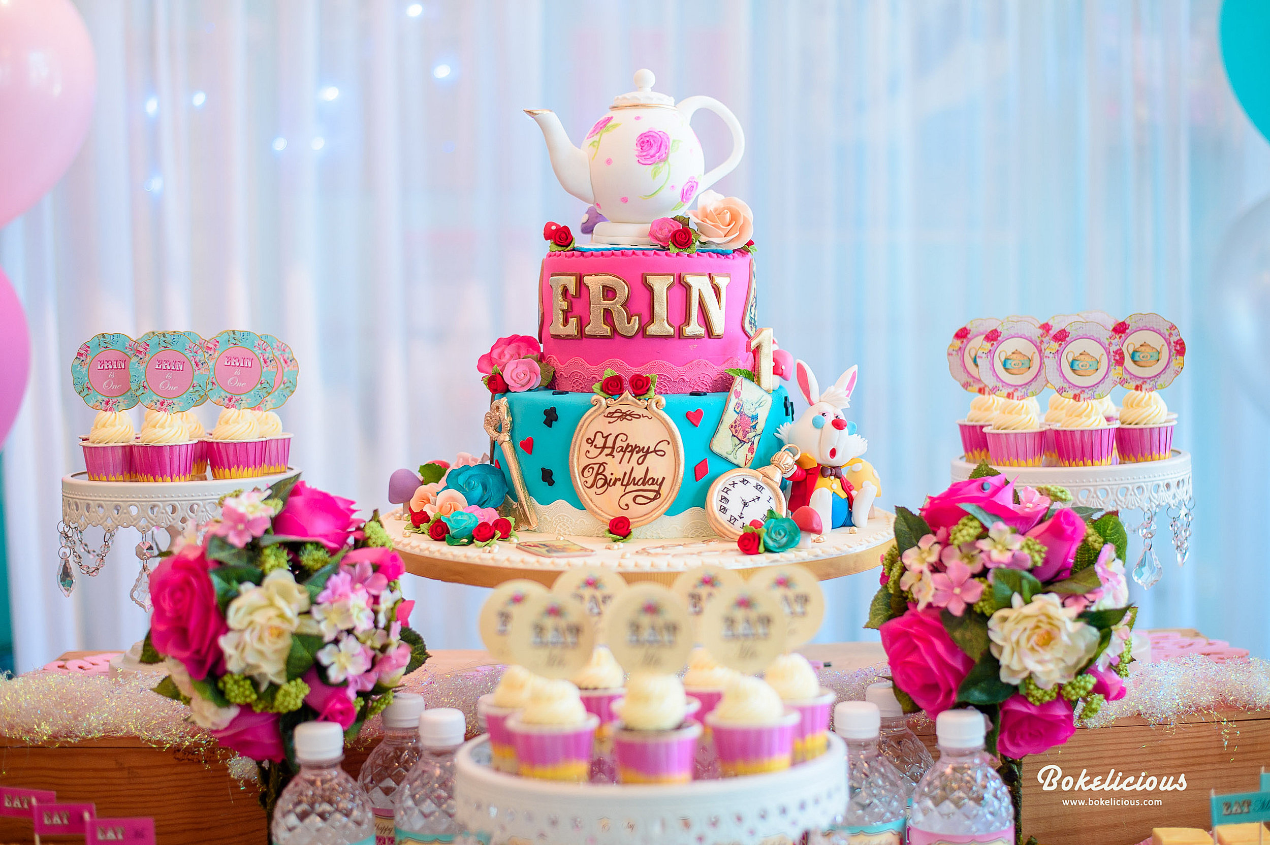 Birthday Cake Bokelicious Photography