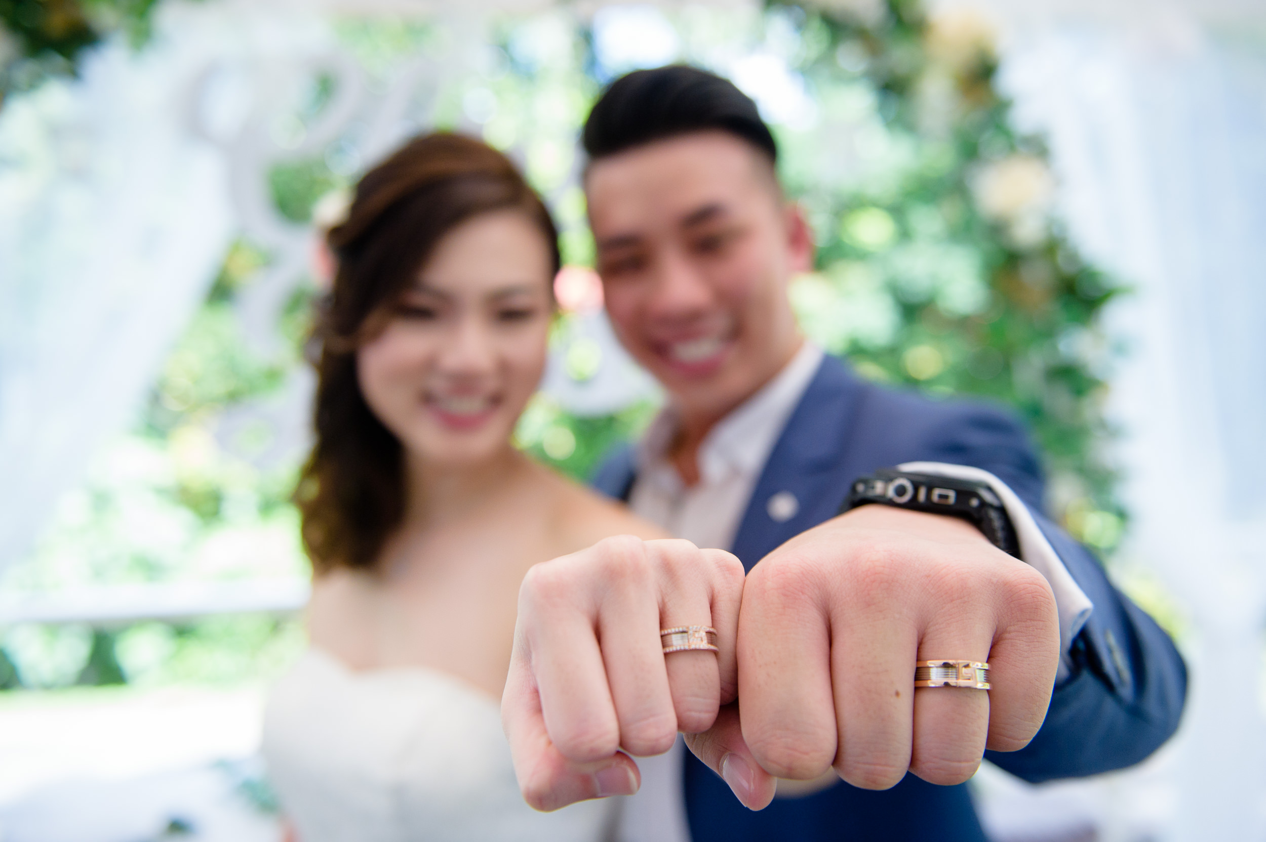 ROM wedding ring photo