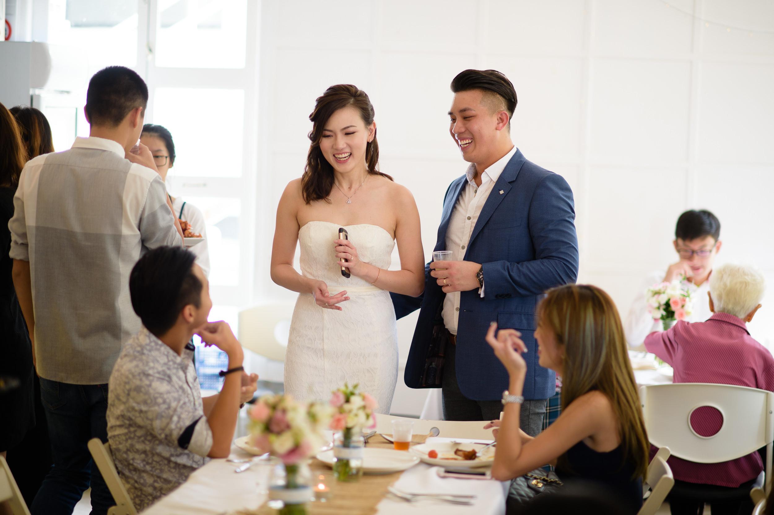 ROM wedding speech