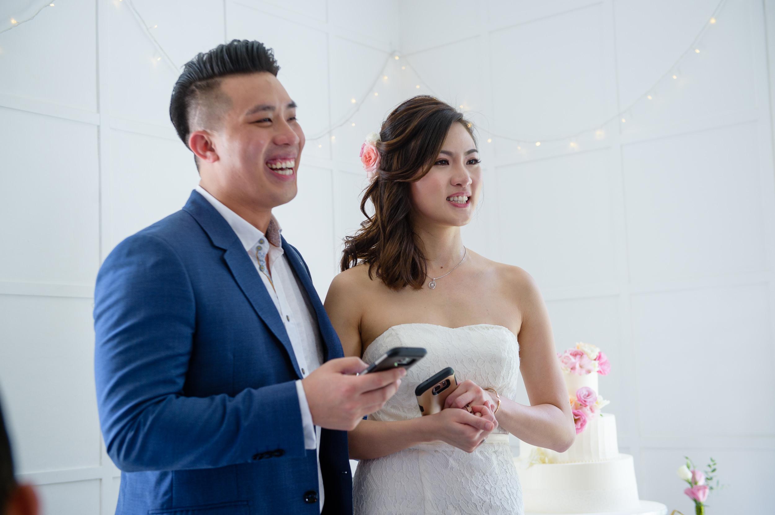 wedding rom couple speech