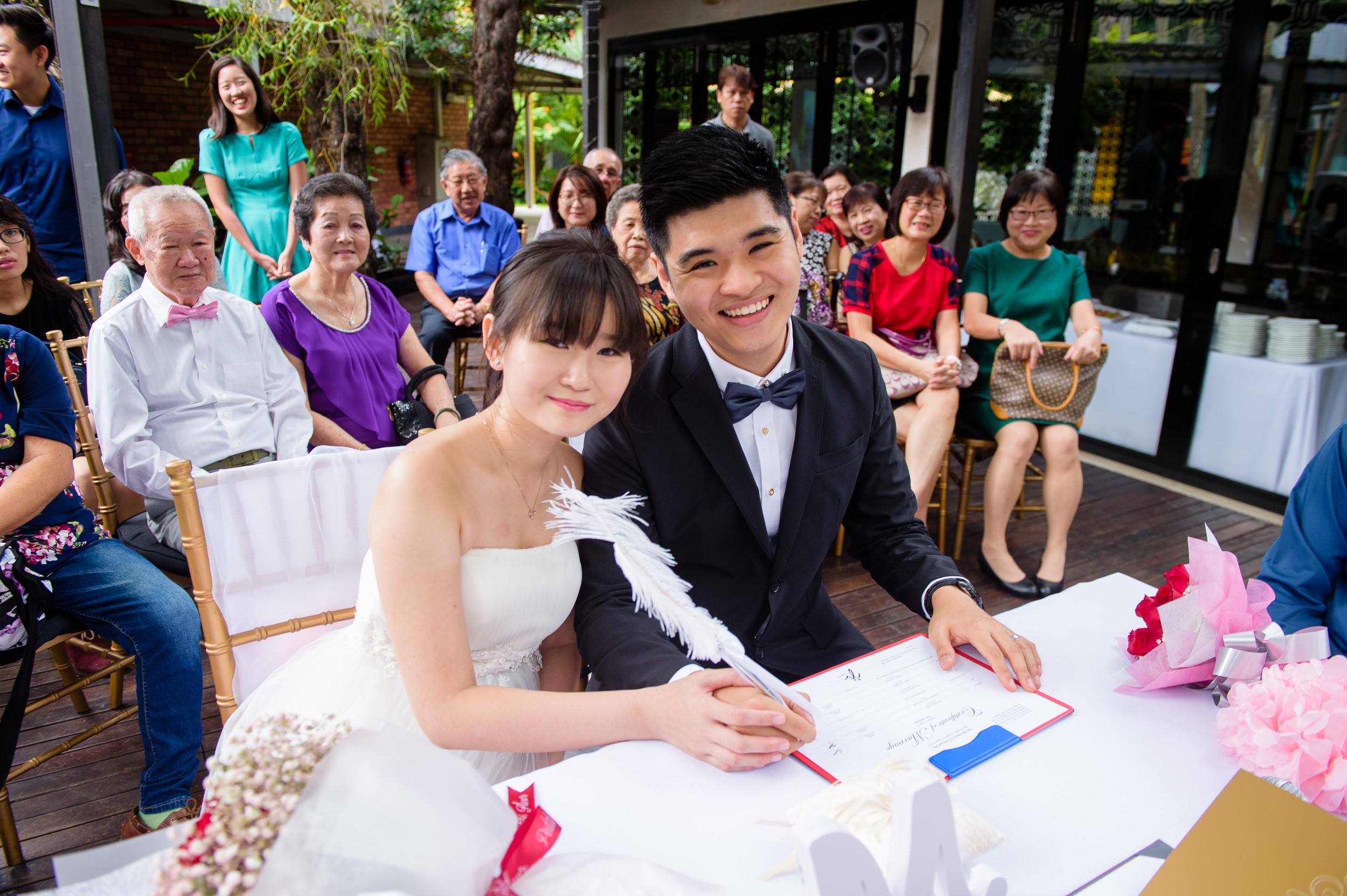 ROM wedding Bokelicious