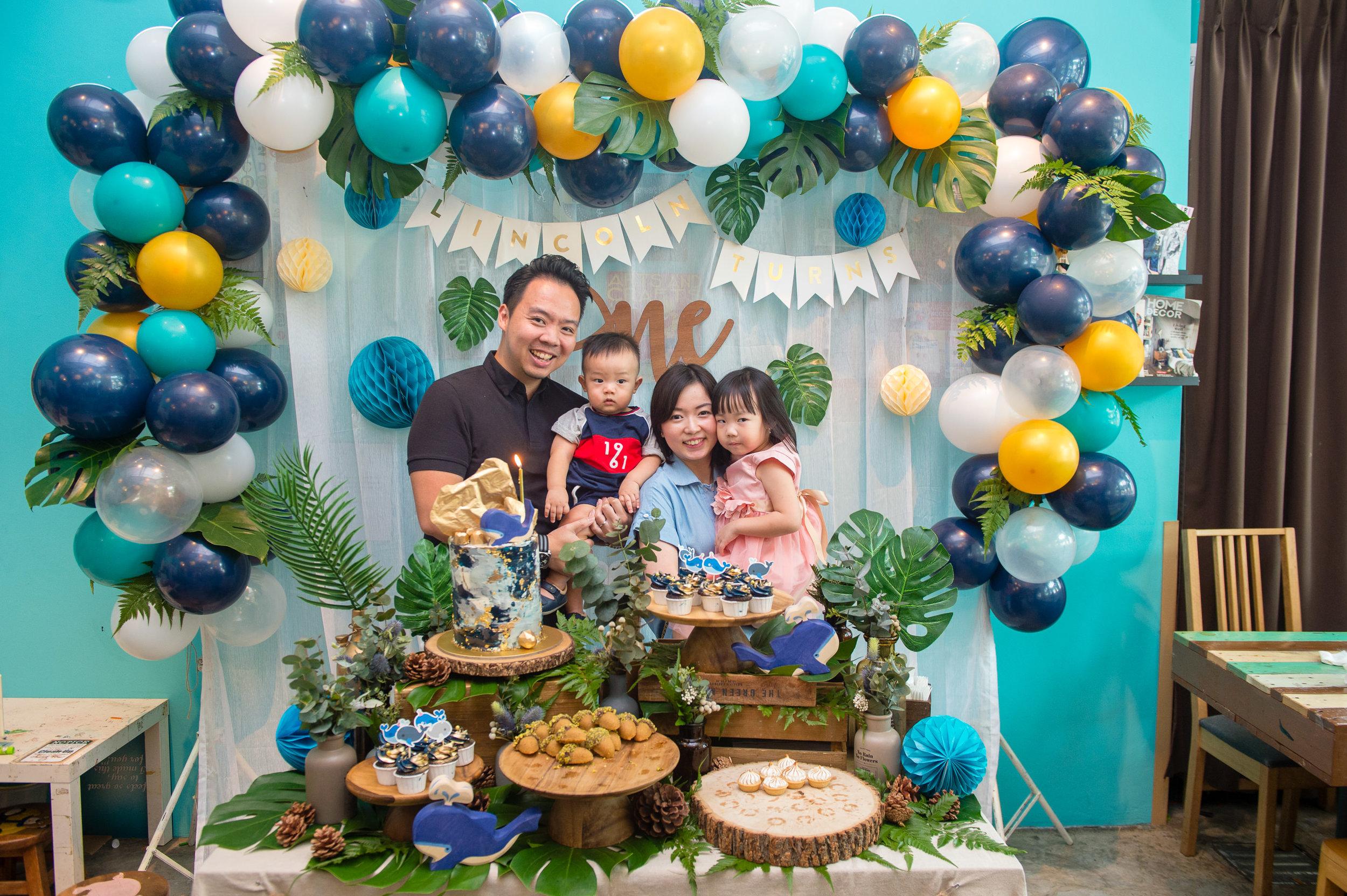 Birthday Party Singapore Bokelicious Photography
