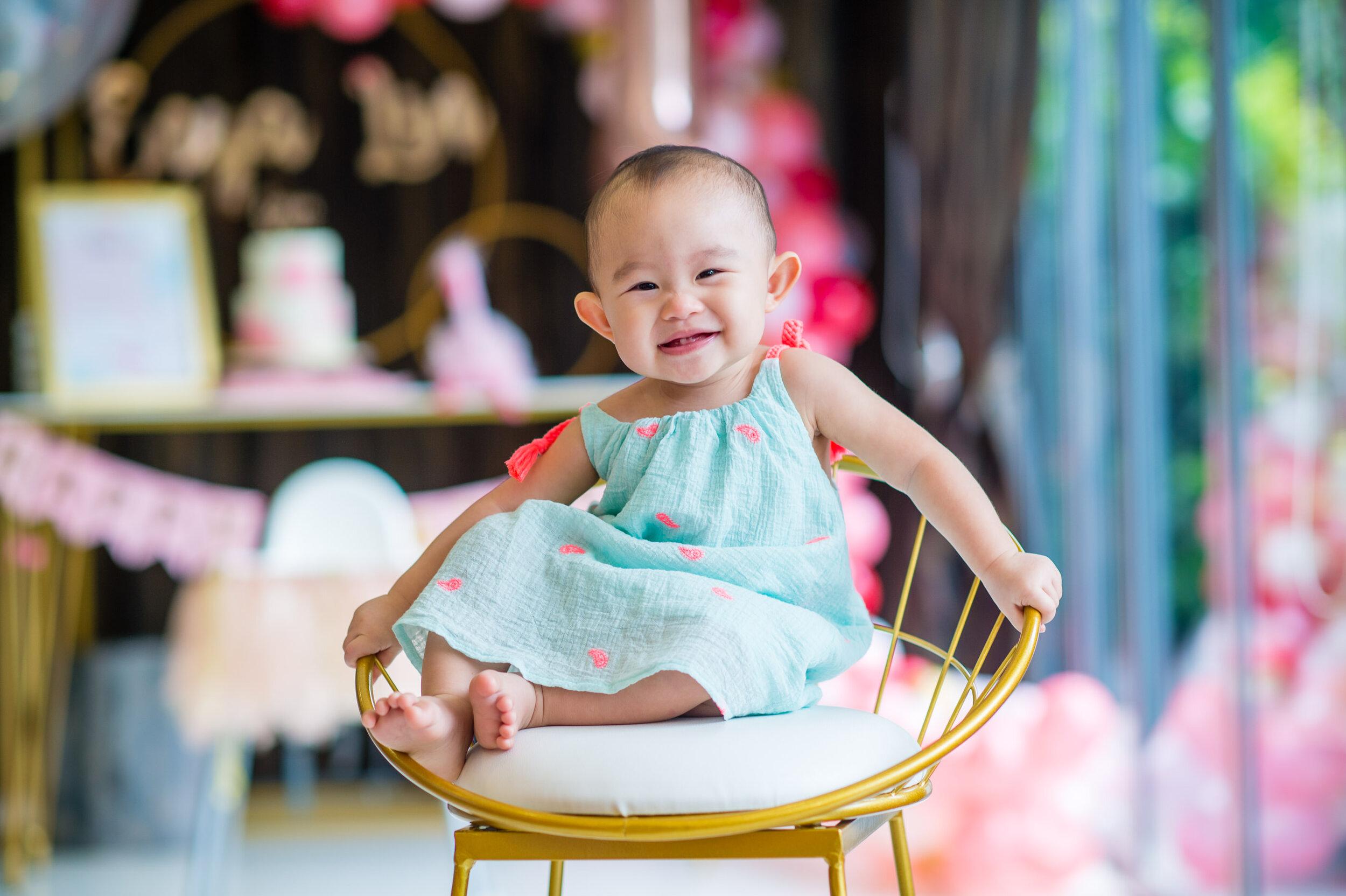 Birthday Photography SG