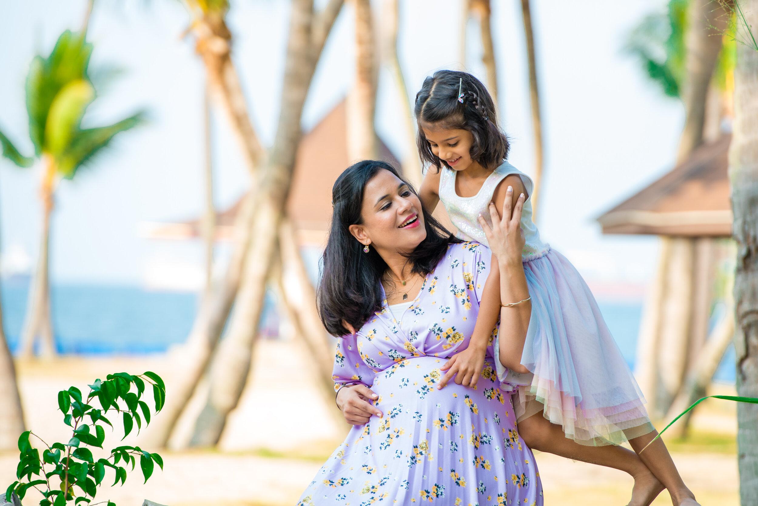 maternity photoshoot singapore