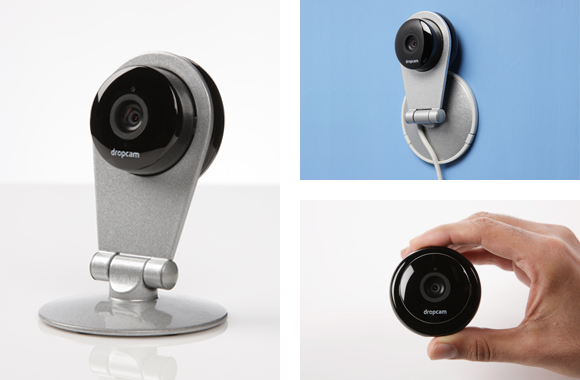 Dropcam is one of several companies providing high quality, easy to set up high definition  security camera solutions for small businesses.