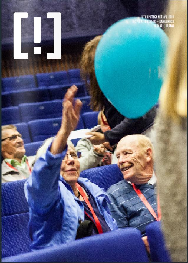 Nummer 3, 2014  Inspirationshelg i Karlskoga Tema: Åldersmaktsordning