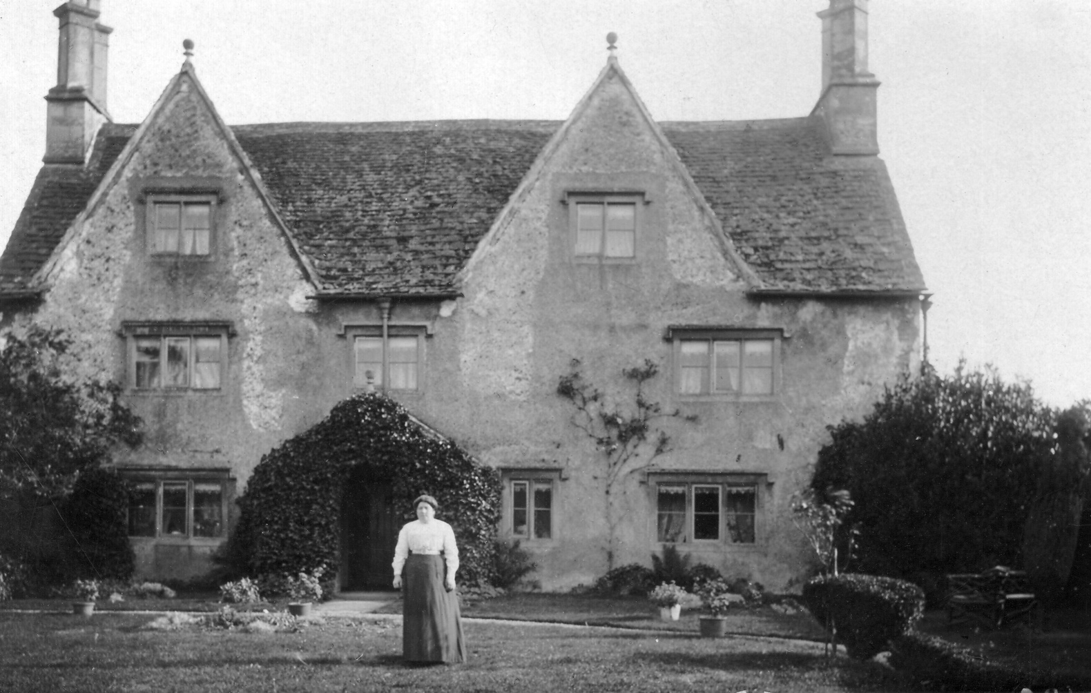 Mays Farm - over a hundred years ago