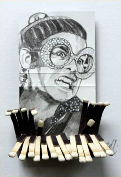 Artwork by  BELLDOG STUDIO