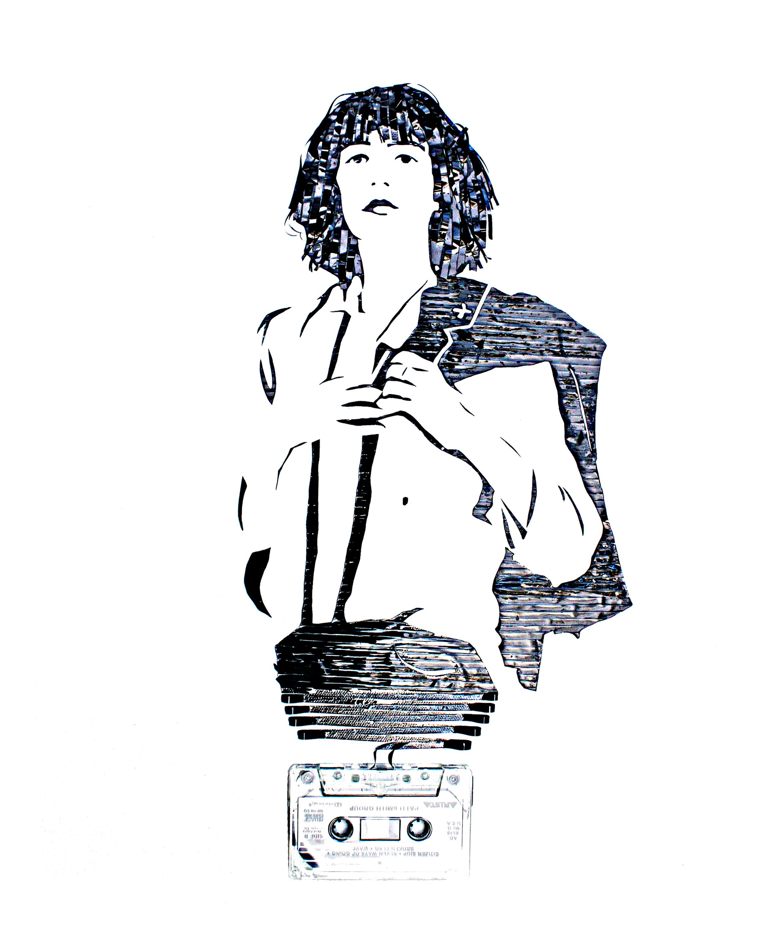 Patti Smith by  Iri5