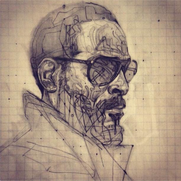 Artwork by  Samuel Rodriguez