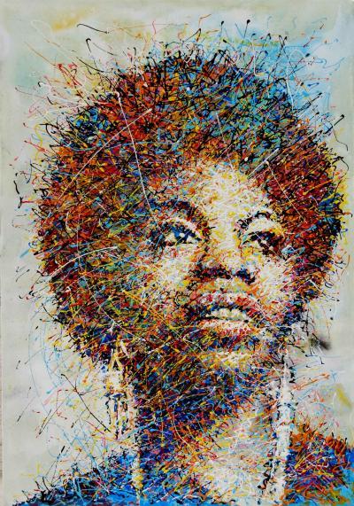 Artwork by  Antonio Montanaro