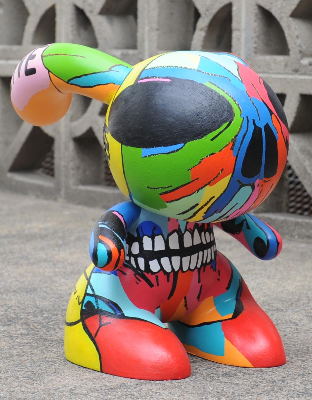 'Skull Bunny' - Johnny Romeo.jpg
