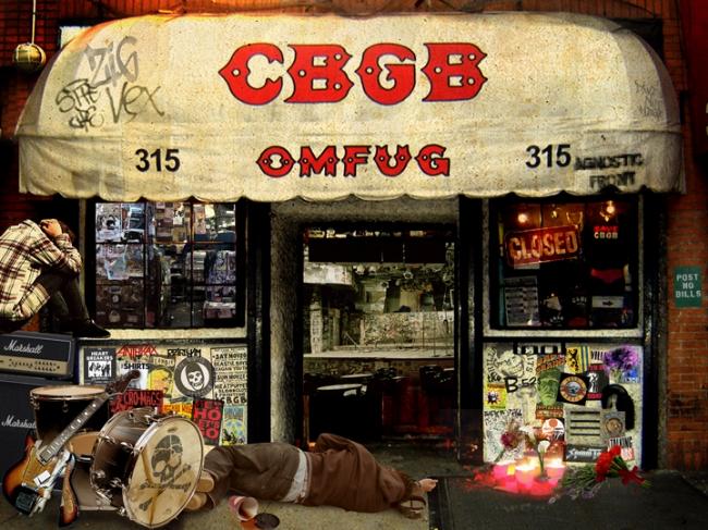 CBGB Last Call