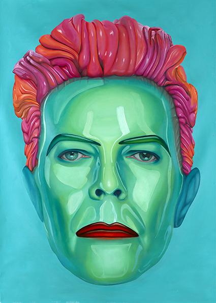 David Bowie - Juan Barletta