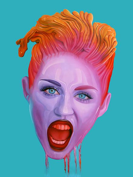 Miley Cyrus - Juan Barletta