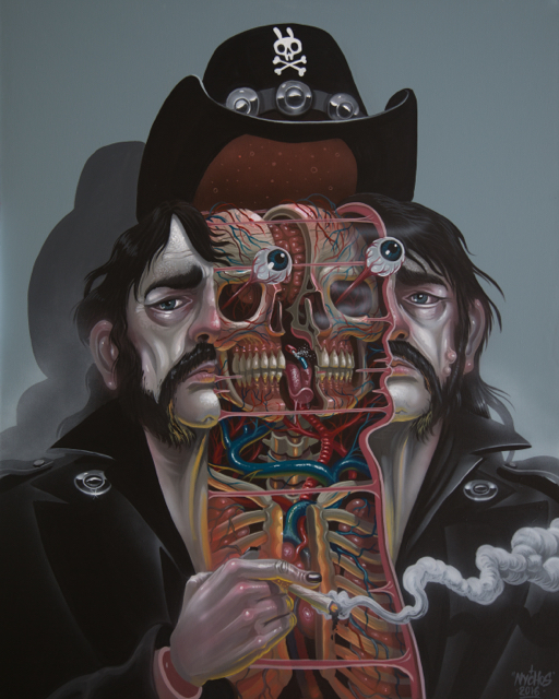 DISSECTION OF LEMMY - 2016