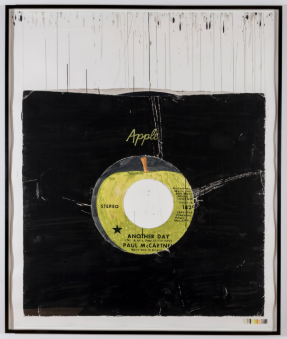 Dave Muller - Apple Core, Nothing More, Who's Your Friend (Paul), 2012