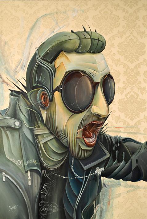 Bono   Tom Lohner