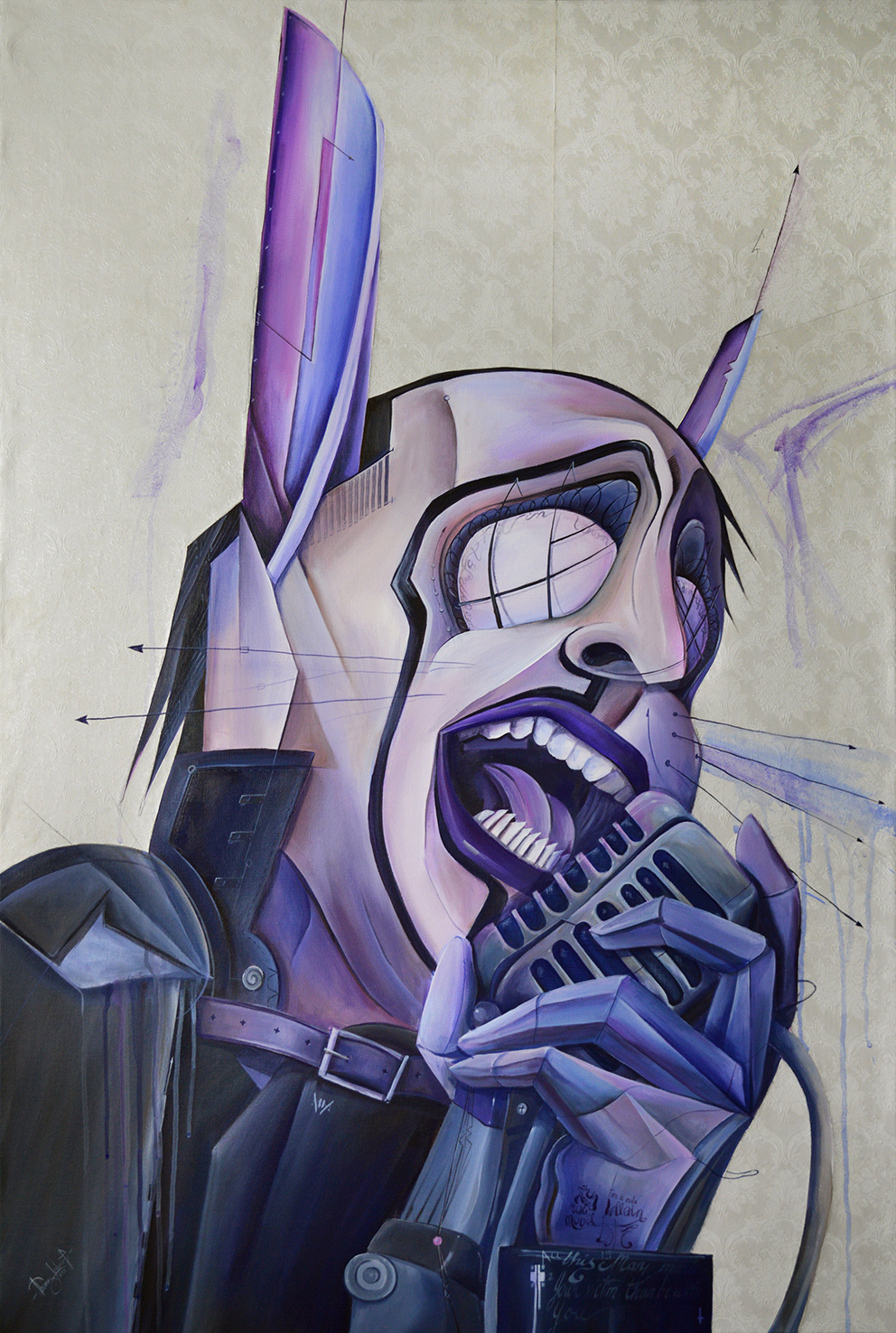 Marilyn Manson   Tom Lohner