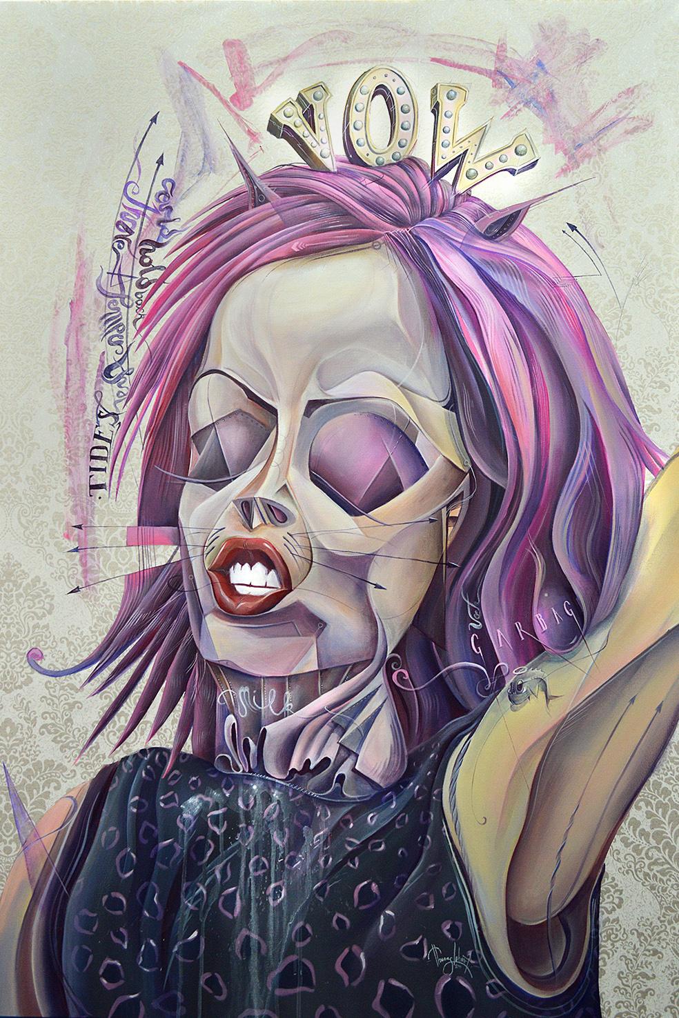 Shirley Manson | Tom Lohner