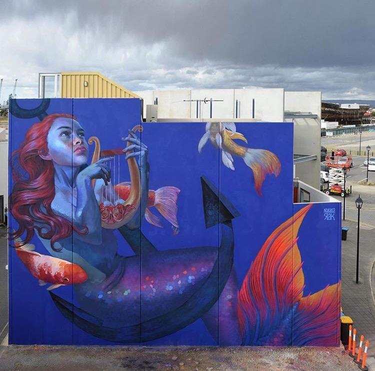 """"""" Mermaid Song """" by Natalia Rak"""
