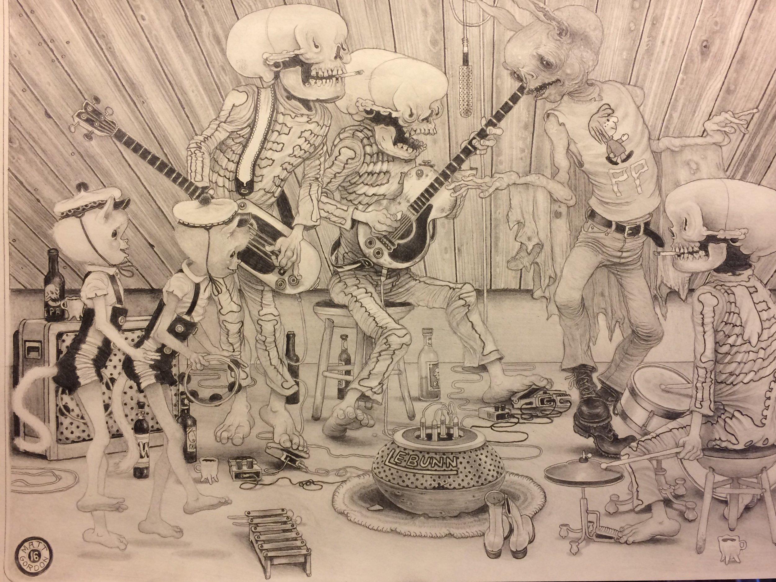 Denver Mothman Band~