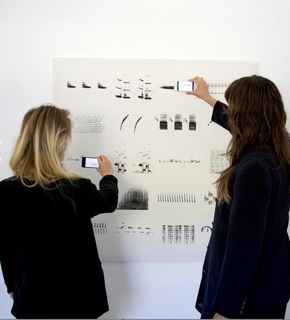Foo/Skou Birdprint, 2014  Photo by Maria Marqvard Courtesy of artists
