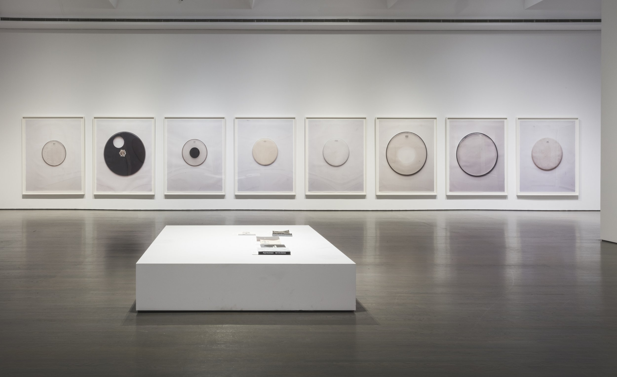 Exhibition view of  Manner from Pascal Grandmaison presented at the Musée d'art contemporain de Montréal from December 15, 2017 to March 25, 2018 in  Picture for an Exhibition: The gaze listens . Photo: Richard-Max Tremblay