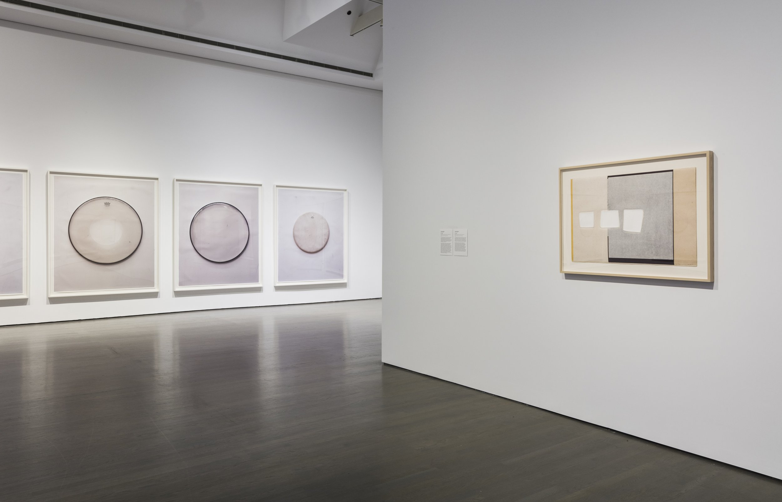 Exhibition view of  Picture for an Exhibition: The gaze listens presented at the Musée d'art contemporain de Montréal from December 15, 2017 to March 25, 2018. Photo: Richard-Max Tremblay