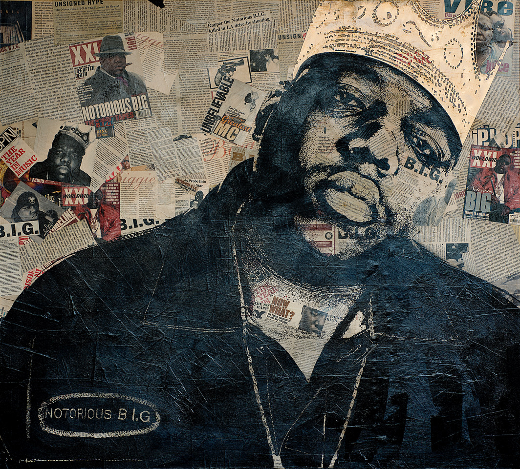 """Biggie"" by  Greg Auerbach"