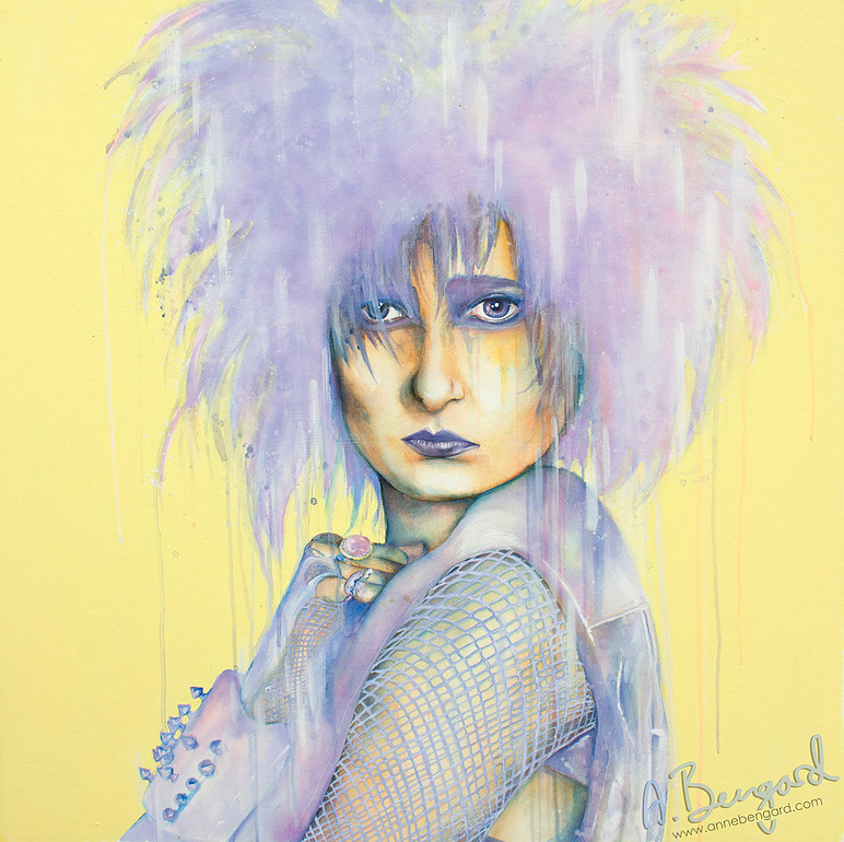 Pastel Siouxie