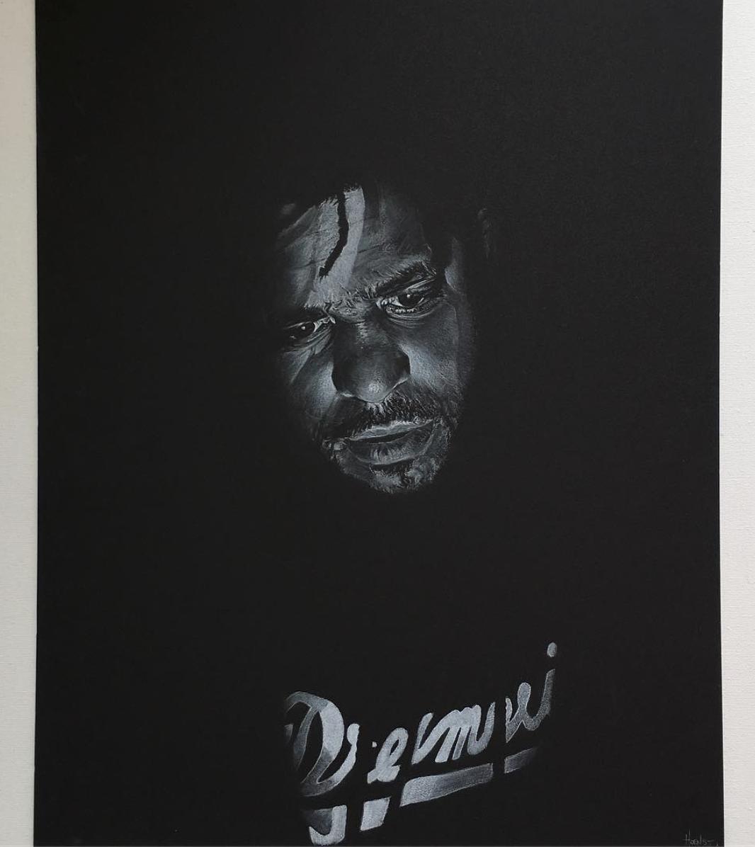 J Cole(charcoal)
