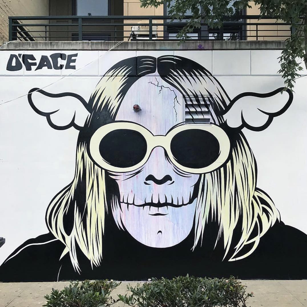 Mural by DFace