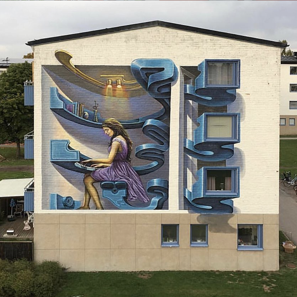 Mural by WD