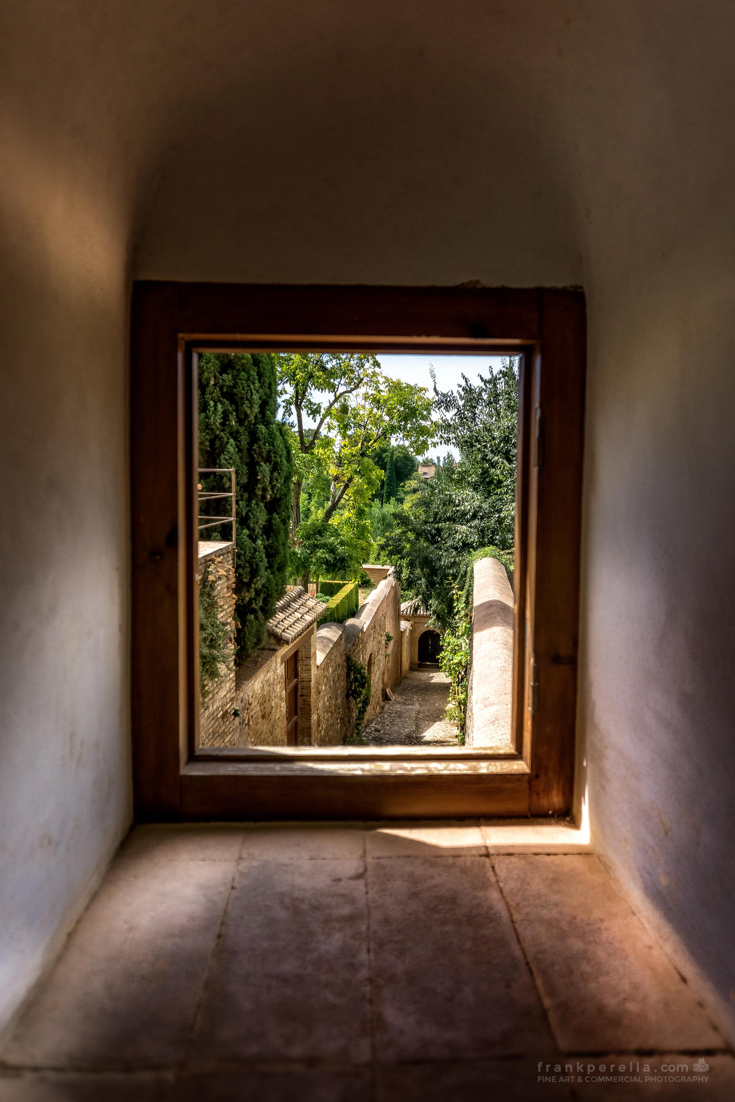 window to history