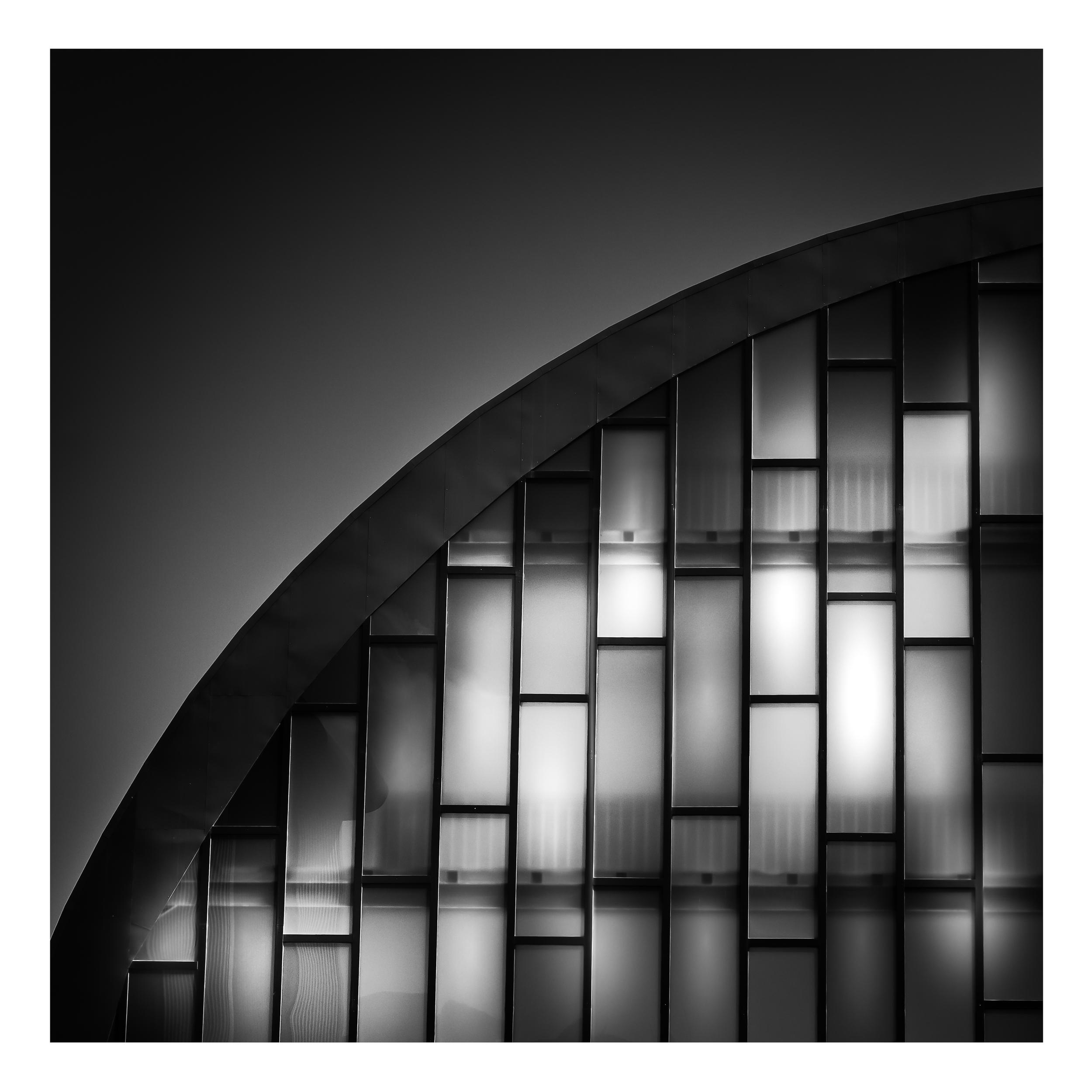 diffuser (net-zero energy building, Malaga)