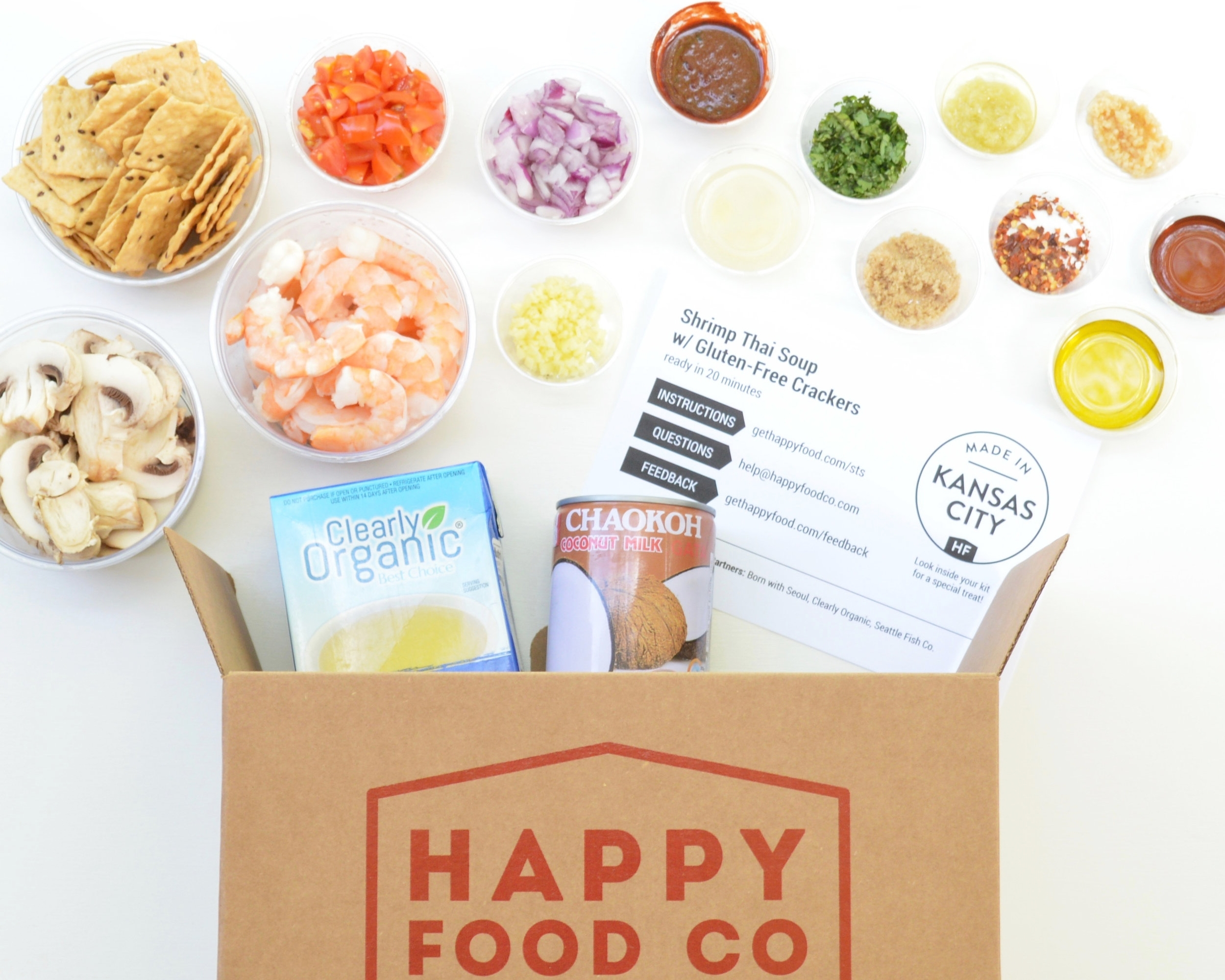 About Us — Happy Food Co
