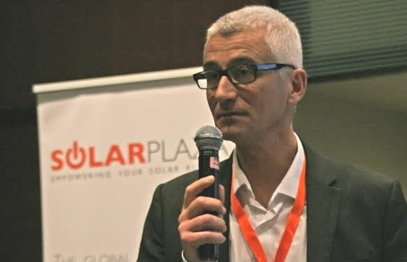 Thierry Lepercq /// Chairman - Solairedirect