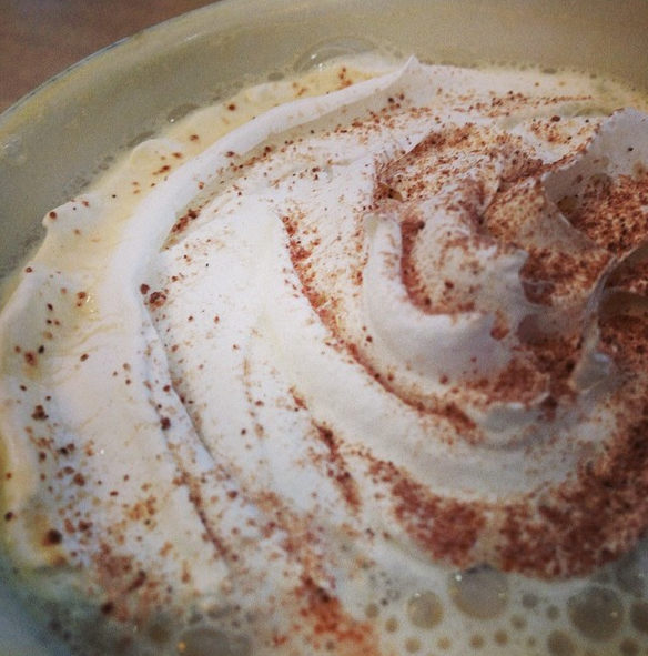 @mariellyzoe  After pulling an all-nighter, a swiss mocha coffee from ihop certainly hits the spot! #sweetspots