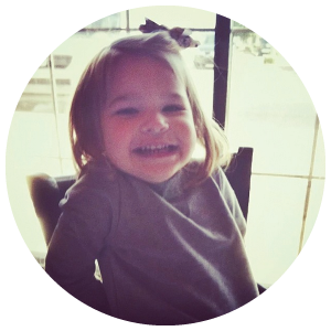 @jennykayc  Happy birthday to my spunky, fun and beautiful niece. You make everything life-filled! We love you and we love watching you grow. #reeseis3 #sweetspots