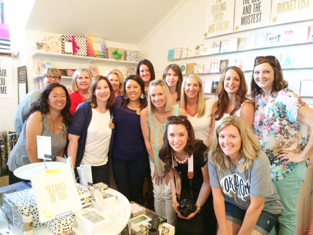 Thuy also organizes workshops for The Crafters Bash. Learn moreabout this crafty workshop  here .