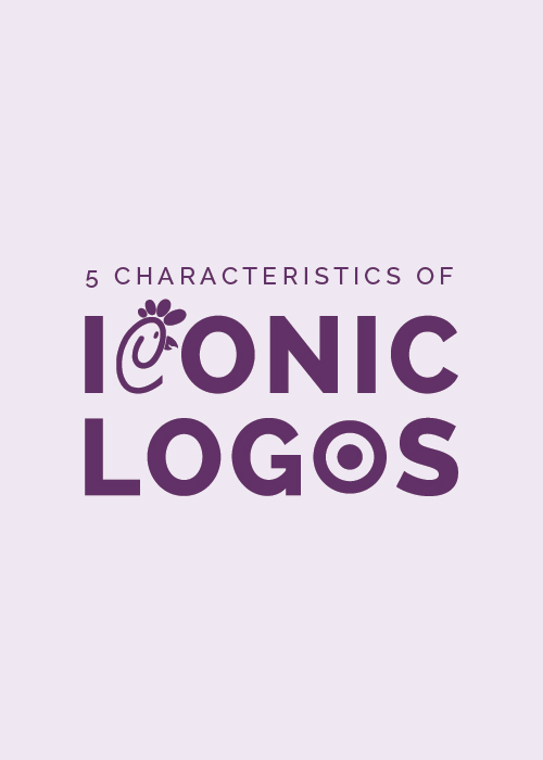 5 Characteristics of Iconic Logos | Elle & Company