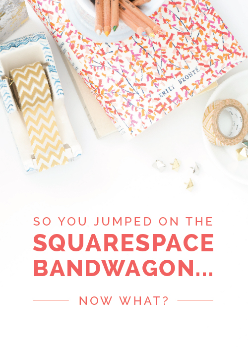 Getting Started with Squarespace | Elle & Company