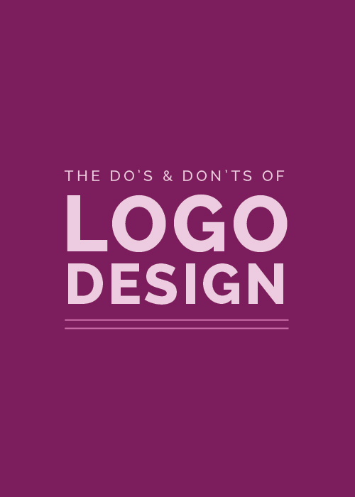The Do's and Don'ts of Logo Design | Elle & Company