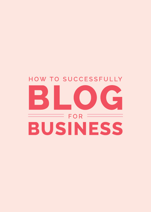 How to Successfully Blog for Business | Elle & Company